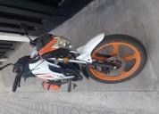 moto thunder 150evo como nueva