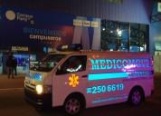 Ambulancia para eventos