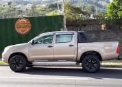 Vendo camioneta toyota hilux 4x4 turbo diesel 2010