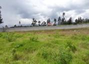 Vendo de oportunidad, terreno esquinero a dos cuadras del parque bicentenario