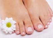 Masajes para los pies y piernas solo para mujeres