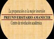 Preuniversitario cuenca examen enero-junio