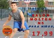 BalÓn de basquet numero 5 (para niÑos)
