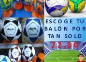 Balones de fútbol en oferta ecuador