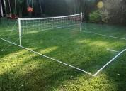 Redes para fútbol tenis en todo el ecuador