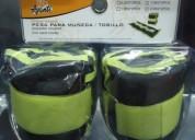 Pesas para tobillos y muñecas de 2 kg 022526826