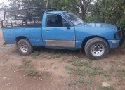 Vendo chevrolet luv 1986