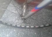 Bicicleta de carrera de aluminio
