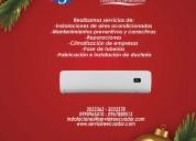 Serviaire ecuador-servicios navideños