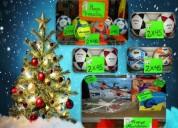 Promocion navideña en balones y mas megasport