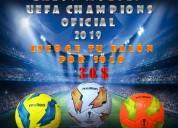 BalÓn de la uefa champions lea