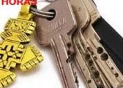 Cerrajeros las llaves al minuto 24 horas