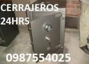 Soluciones cajas fuertes guayaquil