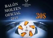 BalÓn molten modelo nuevo uefa champions.