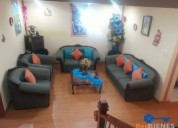 En venta casa de 5 dormitorios en ricaurte 430 m2