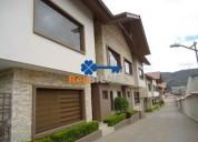 Vendo casa en challuabamba dentro de condominio 190 000 4 dormitorios 170 m2