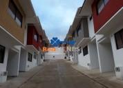 Ultima casa en misicata venta casa en condominio privado 3 dormitorios 120 m2
