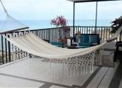 Vendo departamento en salinas con vista al mar 360 274 000 3 dormitorios 220 m2