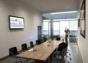 Vendo oficinas de estreno en el nuevo edif empresarial samborondon 106 m2