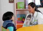 Terapia del lenguaje para niños