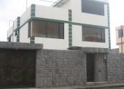 Vendo casa de tres pisos en la nueva vida latacung
