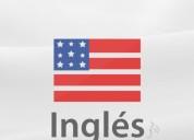 Clases de inglés a domicilio.
