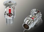 Rociadores sistema diseños   mantenimiento