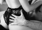 Sexo con ropa sin penetración
