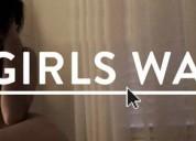 Se busca chicas para modelos de cine de adultos