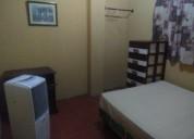 Alquilo habitación amoblada en unioro