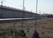 Vendo terreno comercial en ave francisco de orellana al pie de la via 4715 m2
