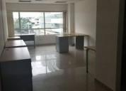 Alquilo oficina amoblada en sector empresarial colon 300 m2