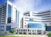 Kennedy norte edificio las camaras alquilo oficina de 169 m2 en guayaquil