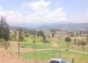 Hacienda 10 hectareas challuabamba alto 1 250 100000 m2