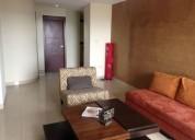 Alquilo departamento full amoblado en ciudad colon con balcon 2 dormitorios 123 m2