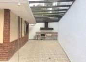 Quinta amoblada via san cristobal 118 2 dormitorios 1000 m2