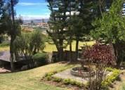 Valle de los chillos se vende hermosa quinta zona segura 6 dormitorios 3000 m2