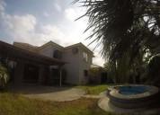 Venta de villa en el km 7 via a samborondon 3 dormitorios 570 m2