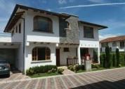 Tumbaco hermosa casa independiente 3 dormitorios 350 m2