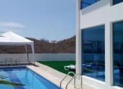 Venta de villa con suite en playas excelente vista y seguridad 3 dormitorios 466 m2