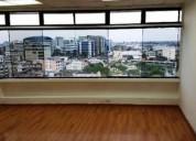 De oportunidad oficina en av miguel h alcivar 108 m2