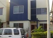 alquilo villa en urb castilla km 13 via samborondon 3 dormitorios 180 m2