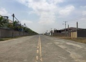 Alquilo terreno industrial duran tambo 5700 m2
