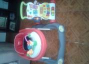 Andador y juego infantil