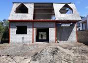 Vendo en playas terreno y obra en construcción