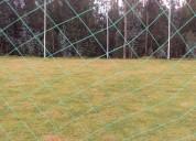 Mallas de contención con protección uv 022526826