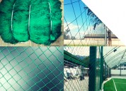 Mallas de contenciÓn para canchas en guayaquil