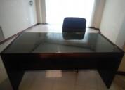 Se vende escritorio gerencial colineal