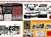 Repuestos importados (norteamericanos)