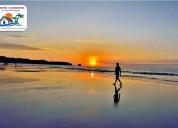 Se venden terrenos en playa paufi esmeraldas